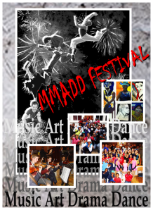 MMADD Festival cover page